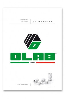 New graphic design for OLAB's advertising  2014