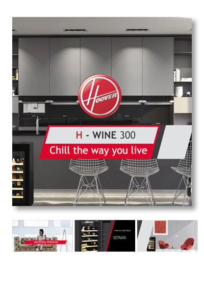 Hoover H-Wine 300 video