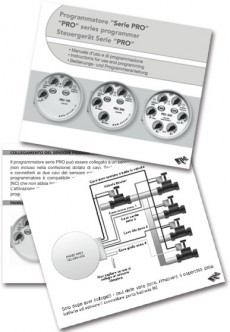 RPE products manuals